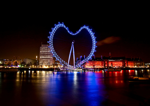 Valentine's Day Thames Boat Cruise