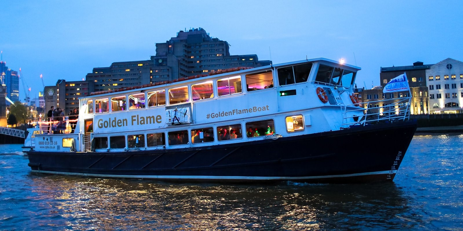 Thames Party Cruises London Party Boat Tickets Amp Thames