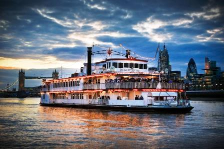 Thames Party Cruises offer a wide range of private boat hire options on the Thames in London.