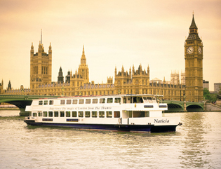 Jewel of London Thames Lunch Cruise for Mother's Day